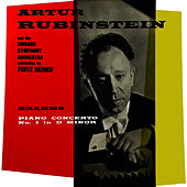 Play & Download Brahms Piano Concerto No. 1 In D Minor by Artur Rubinstein | Napster