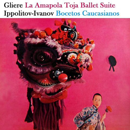 La Amapola Toja Ballet Suite by London Philharmonic Orchestra