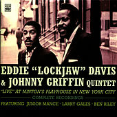 Play & Download Live At Minton's Playhouse in New York City (feat. Junior Mance, Larry Gales & Ben Riley) by Eddie