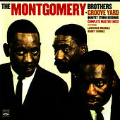 Quartet Studio Sessions by The Montgomery Brothers