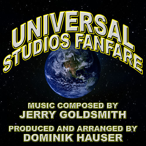 Universal Pictures Logo Theme (Jerry Goldsmith) (Single) by Dominik Hauser