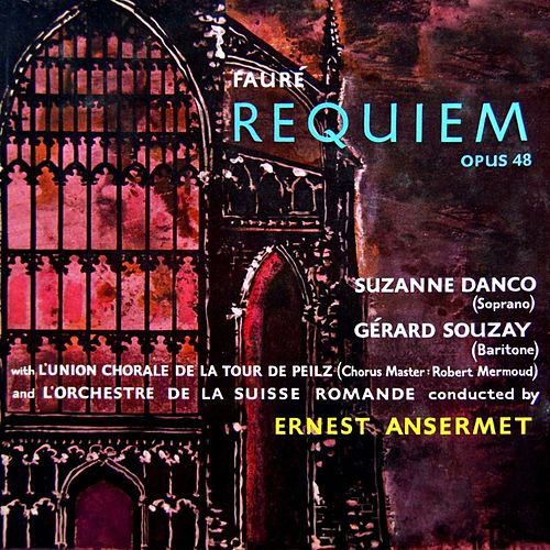 Faure Requiem by Suzanne Danco
