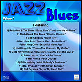 Play & Download Jazz Blues, Vol. 1 by Various Artists | Napster