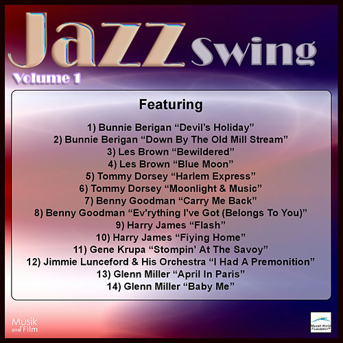 Play & Download Jazz Swing, Vol. 1 by Various Artists | Napster