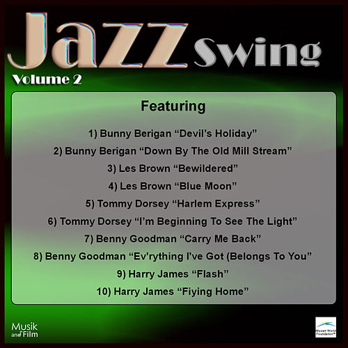 Play & Download Jazz Swing, Vol. 2 by Various Artists | Napster