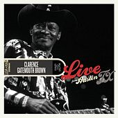 Play & Download Live From Austin, TX by Clarence