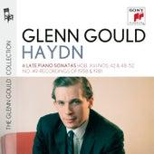 Glenn Gould plays Haydn: 6 Late Piano Sonatas - Hob. XVI Nos. 42 & 48-52; No. 49 (Recordings of 1958 & 1981) by Glenn Gould