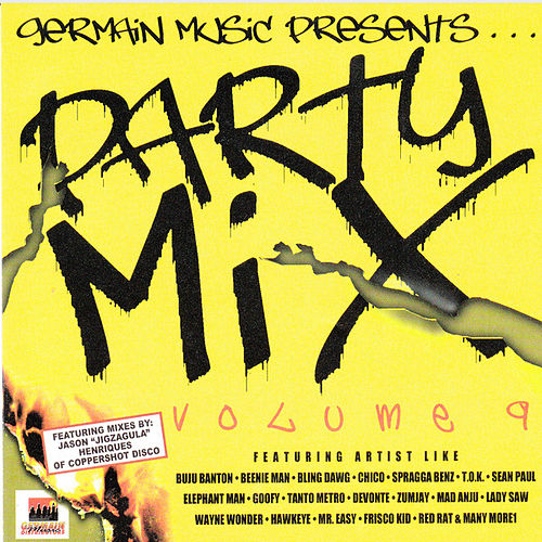 Germain Presents Party Mix by Various Artists