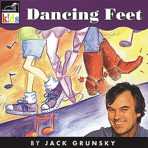 Dancing Feet by Jack Grunsky