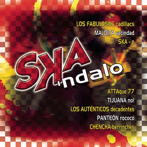Ska 'N Dalo by Various Artists