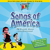 Play & Download Songs Of America by Cedarmont Kids | Napster