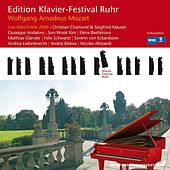 Play & Download Wolfgang Amadeus Mozart, Sonata K 19d, 10 variations K 455; 8 variations K460; Trio K 498; Piano Cto No. 26 (Live recordings from the Ruhr Piano Festival KFR 14 CD 1) by Various Artists | Napster