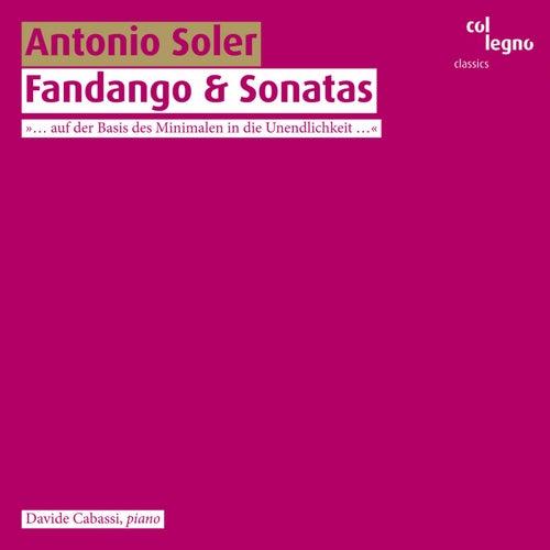 Play & Download Fandango & Sonatas by Davide Cabassi | Napster