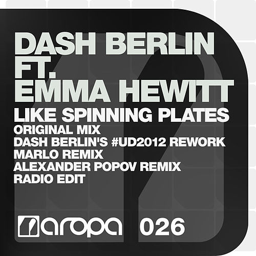 Play & Download Like Spinning Plates by Dash Berlin | Napster