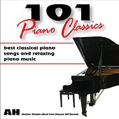 101 Piano Classics: Best Classical Songs and Relaxing Piano Music and Relaxing Music de 101 Piano Classics: Best Classical Songs