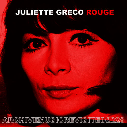 Rouge by Juliette Greco