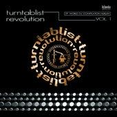Turntablist Revolution - ITF World DJ Compilation Album, Vol.1 by Various Artists