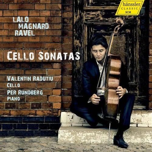 Play & Download Cello Sonatas by Valentin Radutiu | Napster