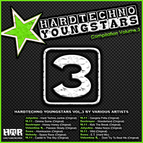 Hardtechno Youngstars: Volume 3 by Various Artists
