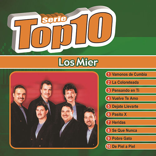 Serie Top Ten by Los Mier