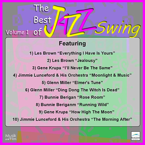 Play & Download The Best of Jazz Swing, Vol. 1 by Various Artists | Napster