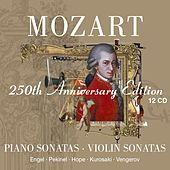Mozart : Piano Works & Violin Sonatas by Various Artists