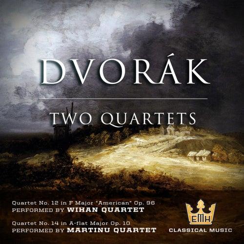 Dvorak: Two Quartets by Various Artists