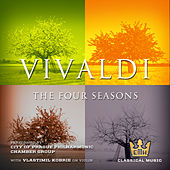 Play & Download Vivaldi Four Seasons by City of Prague Philharmonic | Napster