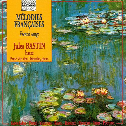 Play & Download French Songs - Mélodies françaises by Jules Bastin | Napster