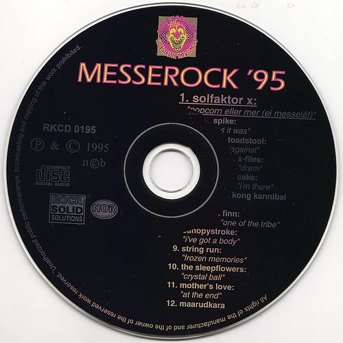 Messerock '95 by Various Artists