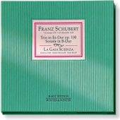 Play & Download Schubert: Trio in Es-Dur für Piano, Violine und Violoncello, Op. 100 & Sonate in B-Dur für Piano, Violine und Violoncello by La Gaia Scienza | Napster