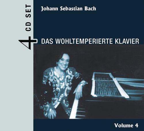 Das wohltemperierte Klavier Vol. 4 von Rosalyn Tureck