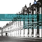 Piano Concertos 2 and 3 / Rhapsody On A Theme... by Sergei Rachmaninov