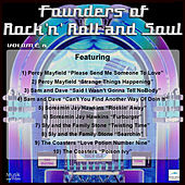 Founders of Rock 'n' Roll and Soul, Vol. 6 von Various Artists
