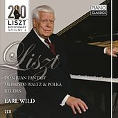 Play & Download Liszt Don Juan Fantasy, Mephisto Waltz & Polka, Etudes by Earl Wild | Napster