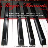 Magic Moments (The First Bacharach's Songs) von Various Artists