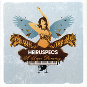 Tiger Dancing by Heiruspecs