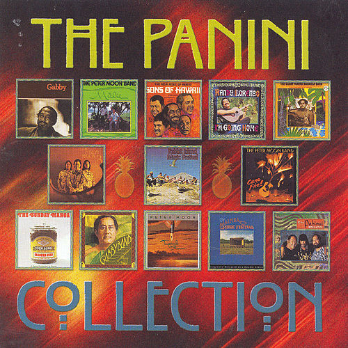 Play & Download The Panini Collection by Various Artists | Napster