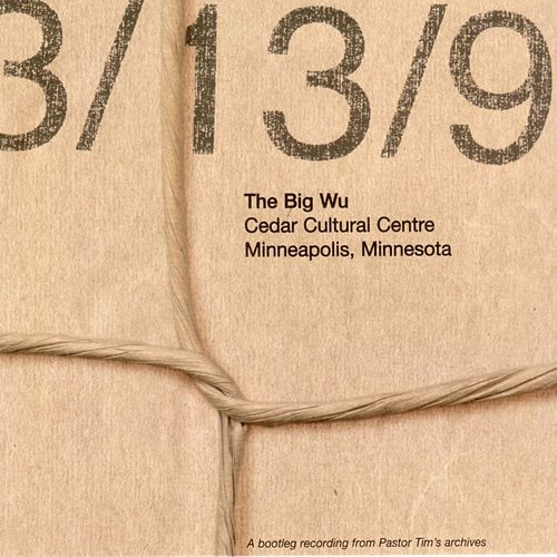 3/13/98 by The Big Wu