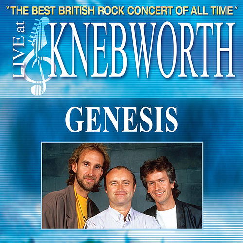 Live at Knebworth di Genesis