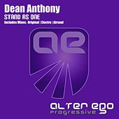 Play & Download Stand As One by Dean Anthony | Napster