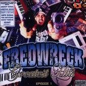 Fredwreck - Greatest Hits von Various Artists