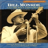 Live At  Mechanics Hall by Bill Monroe