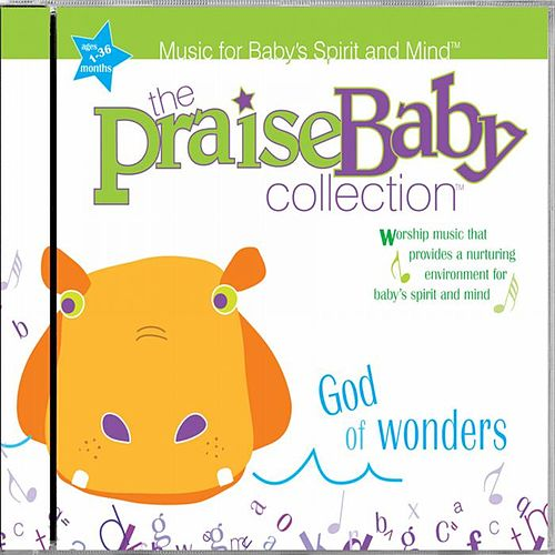 The Praise Baby Collection: God Of Wonders by Various Artists