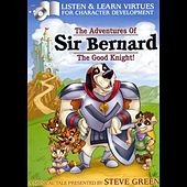 The Adventures of Sir Bernard, The Good Knight! by Steve Green