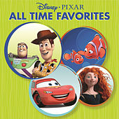 Disney-Pixar All Time Favorites by Various Artists