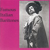 Lebendige Vergangenheit - Famous Italian Baritones by Various Artists