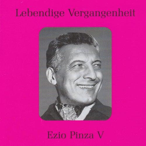 Lebendige Vergangenheit - Ezio Pinza (Vol.5) by Ezio Pinza