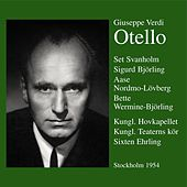 Otello  Stockholm 1953/54 by Various Artists