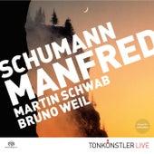 Robert Schumann - Manfred op. 115 SACD by Tonkünstlerorchester Niederösterreich